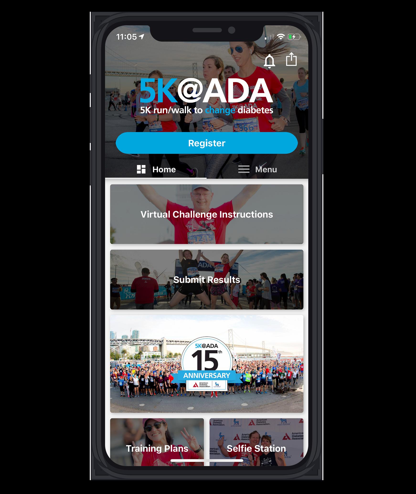5K@ADA App